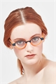CLOCKWORK ORANGE READER-eyewear-Trelise Cooper