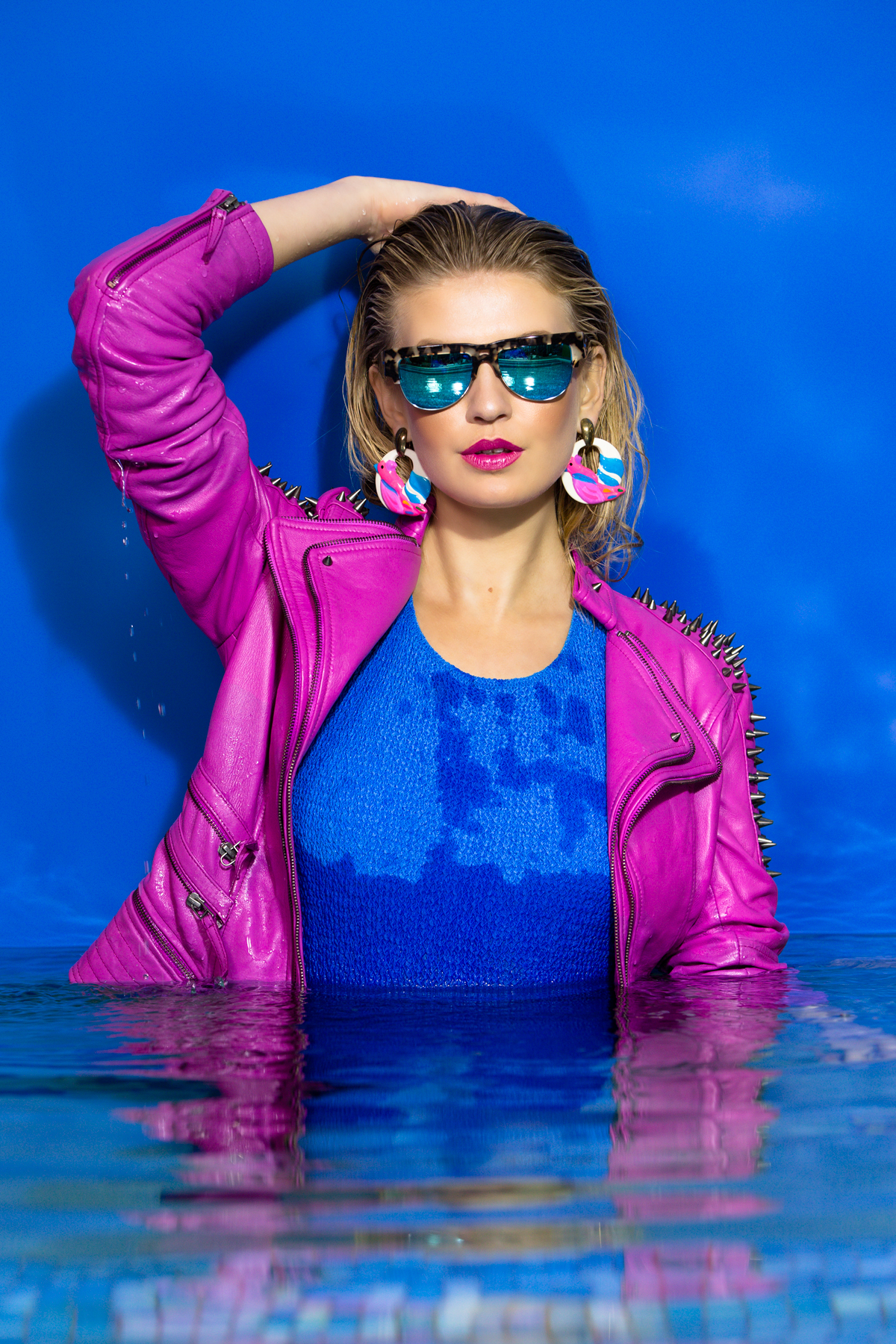 0f65a5b6e7eb MIRROR MIRROR SUNGLASSES - Eyewear-Sunglasses   Trelise Cooper ...
