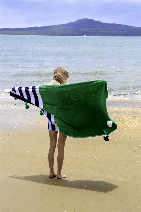 HIGH AND DRY BEACH TOWEL