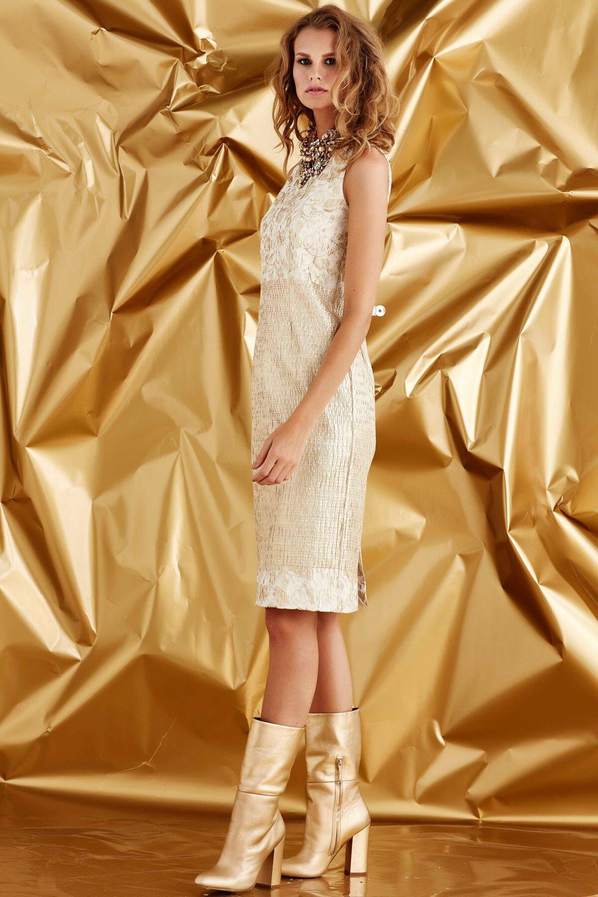 109cfb8c GLITTER IN GOLD Dress - Trelise Cooper-Sale : Trelise Cooper Online ...