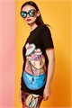 SOUTH OF THE BOARDER T-SHIRT-cooper-Trelise Cooper