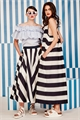SUGAR AND STRIPE DRESS-cooper-Trelise Cooper