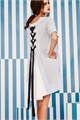 STRIPE-AHOLIC DRESS-cooper-Trelise Cooper