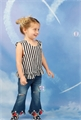 STRIPE DREAMS TOP-little trelise-Trelise Cooper