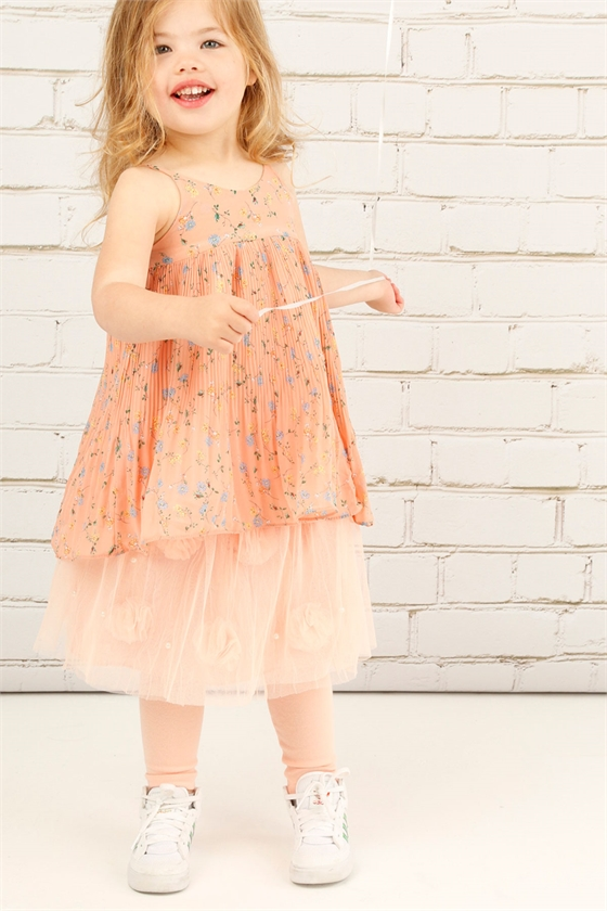 BLOSSOM BUDDIES DRESS