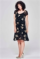 FALLING IN DOVE Dress-trelise cooper-Trelise Cooper