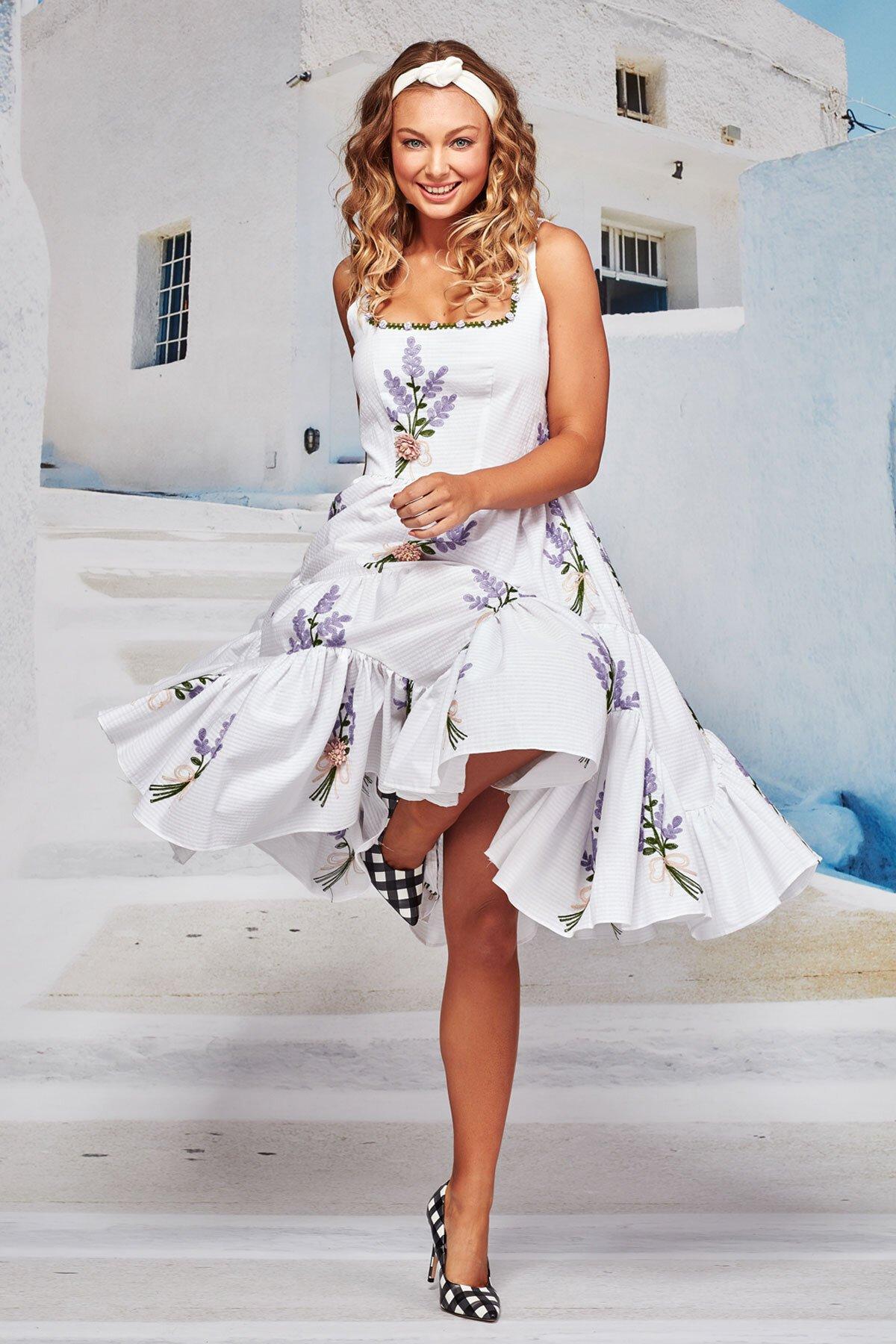 Pretty Pretty Cancan Dress Trelise Cooper Sale