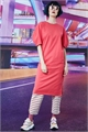LOOSE TSHIRT DRESS-the co-op-Trelise Cooper