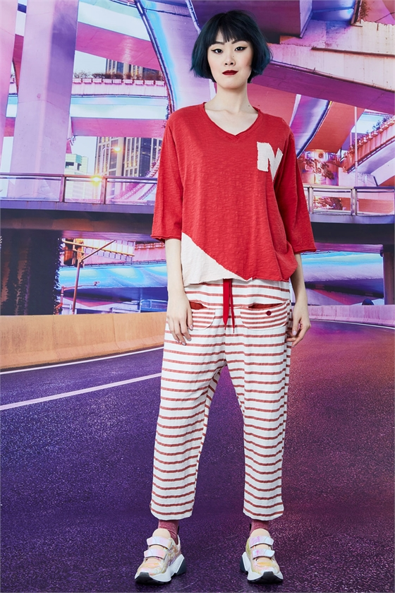 HYPE THE STRIPE PANT