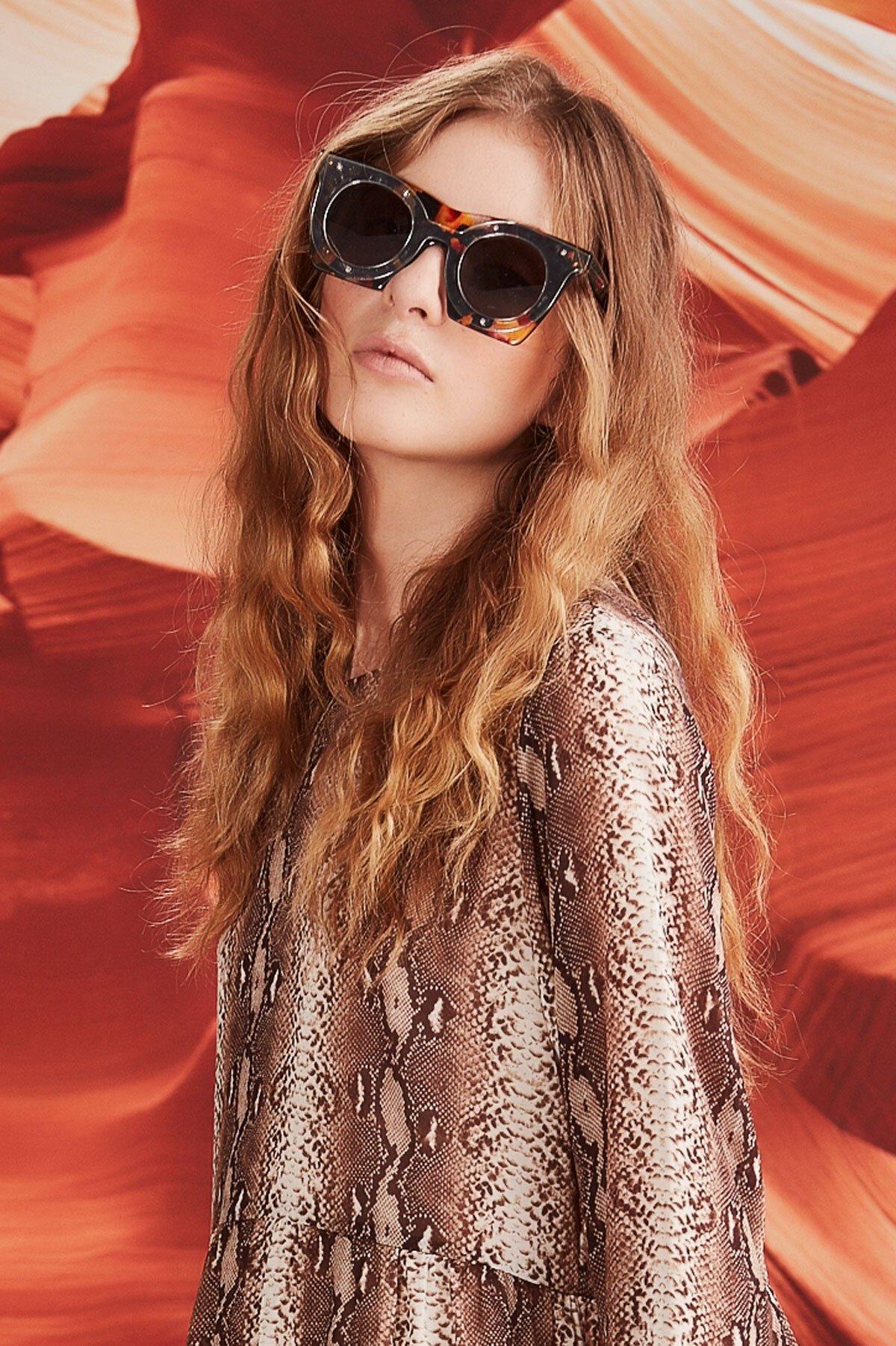 2a30590e50b HIP TO BE SQUARE SUNGLASSES - Eyewear-Sunglasses   Trelise Cooper ...