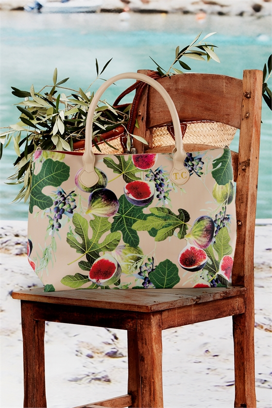 GETTING FIGGY WITH IT Tote